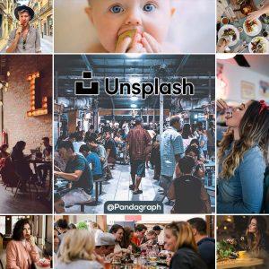 سایت unsplash تصاویر استوک