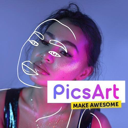 دانلود اپلیکیشن Picsart برای اندروید – استودیو عکس قدرتمند اندروید